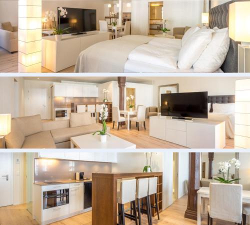 . Altstadt Hotel Krone Apartments Luzern