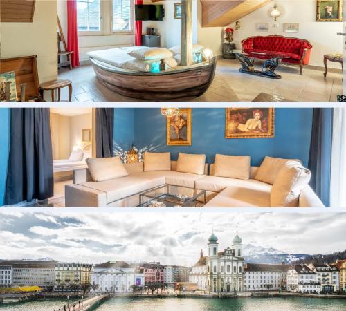 Altstadt  Magic Luzern, Pension in Luzern