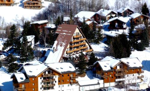 Adret Les Deux Alpes