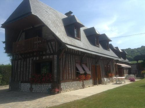 Chambres d'Hôtes Le Pressoir - Chambre d'hôtes - Saint-Martin-de-Boscherville