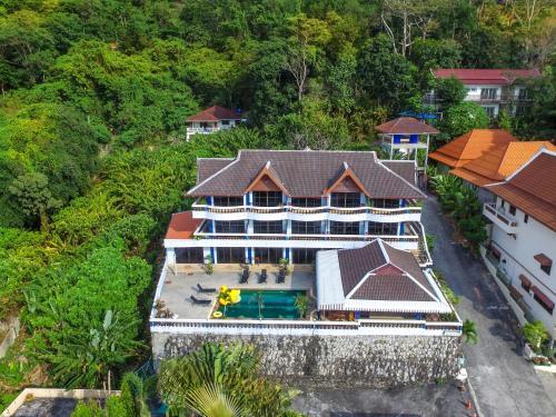 Patong Ocean View Villa 10 Bedroom Patong Ocean View Villa 10 Bedroom