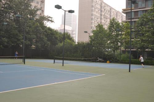Beijing New Oriental Suites in Seasons Park Sanlitun photo 34