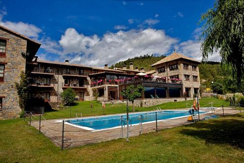 . Hotel & SPA Peña Montañesa