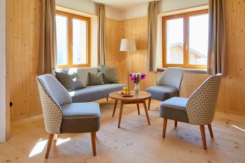 Atmos Ferienvermietung Wieshütten - Apartment - Oberjoch-Hindelang