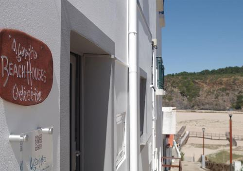 Agapito's Houses, Aljezur