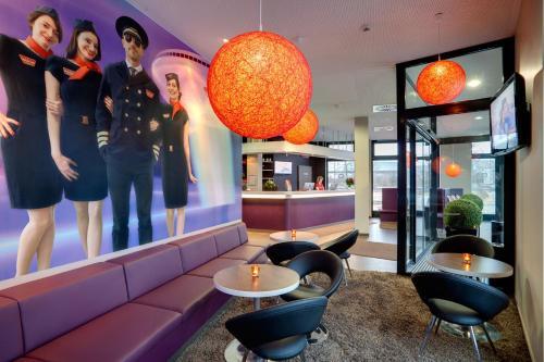MEININGER Hotel Frankfurt Main / Airport impression
