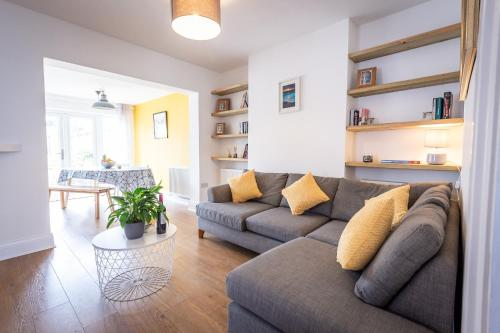 Porth Garden View Apartment, Porth, Cornwall
