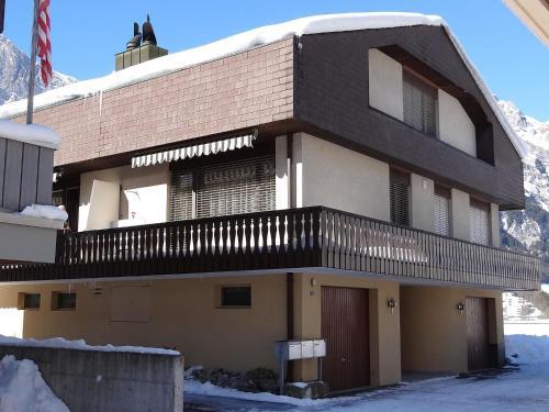 Apartment Birkenstrasse 70/1 Engelberg