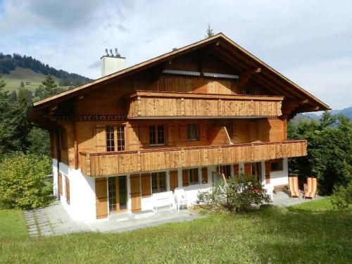Apartment Zapfe (Moore) Gstaad