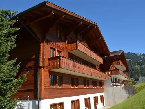 Apartment Henry (Hochparterre) Gstaad