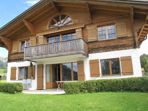 Apartment Scapa Gstaad