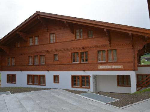 Apartment Marie-Françoise (1. Stock) Gstaad