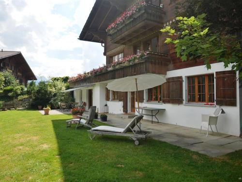 Apartment Sambi - Gstaad