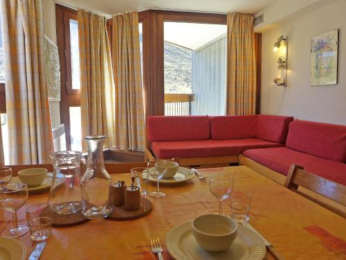 Apartment Le Borsat.9 Tignes Le Lac