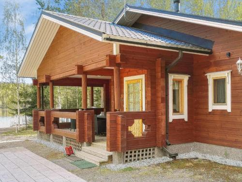 Holiday Home Villa kontio