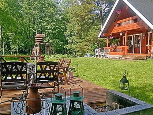 Holiday Home Kuivajärven huvilakoti