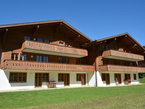 Apartment Jacqueline 21 Gstaad
