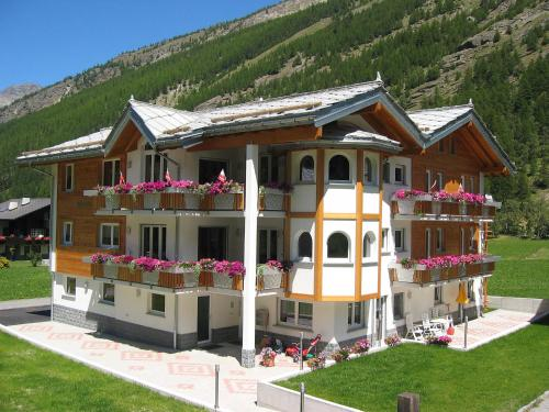 Apartment Haus Alpenstern, Wohnung Distel Saas-Fee