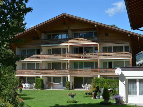 Apartment La Sarine 212 Gstaad