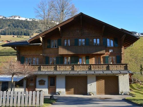 Apartment Lydia Gstaad