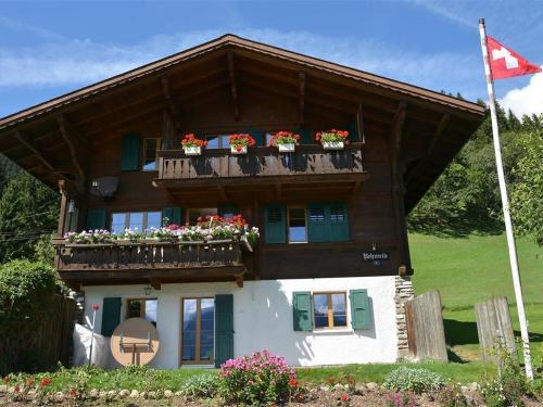 Apartment Rehweid (EG) Gstaad