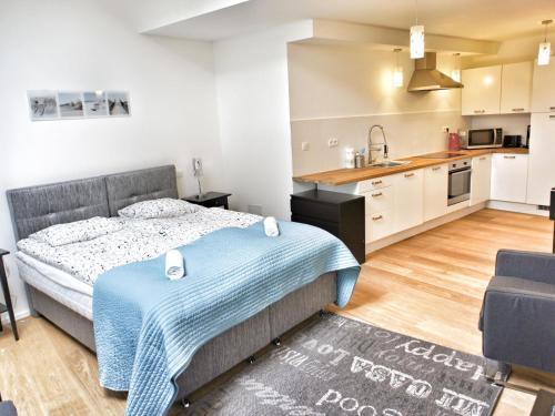 Apartment Laeken Residence.1 Aðalmynd