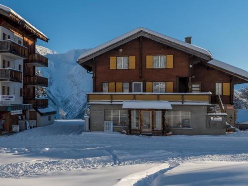 Apartment Bürcher Haus 2- OG S DW Riederalp