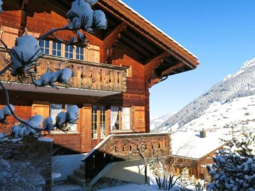 Apartment Silberdistel Gstaad