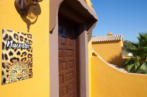 Double Room with Garden View Hotel Boutique Al- Ana Marbella 15