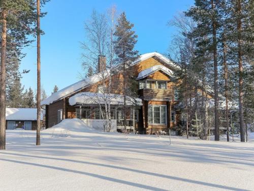 Holiday Home Hiihtogreeni a - Sirkka