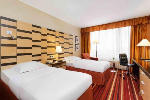 AZIMUT Hotel Olympic Moscow - image 4