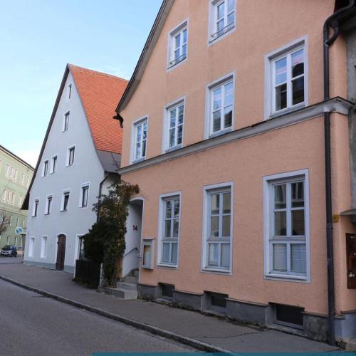 . Ferienwohnung Stiftstadt Kempten