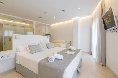 Suite Junior Deluxe Sindic Hotel - Adults Only 4
