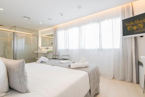 Habitación Doble Superior - 2 camas Sindic Hotel - Adults Only 5