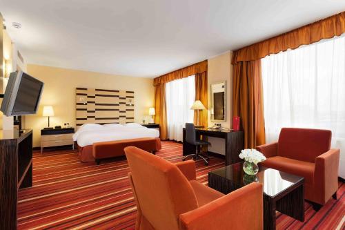 AZIMUT Hotel Olympic Moscow - image 10