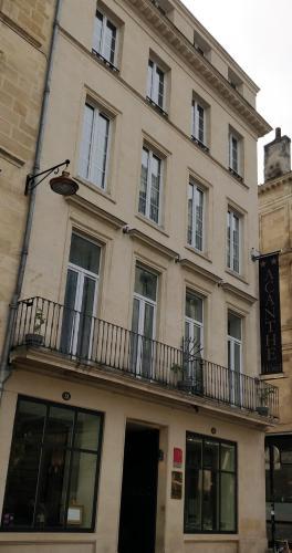 Hotel Bleu de Mer - Hôtel - Bordeaux