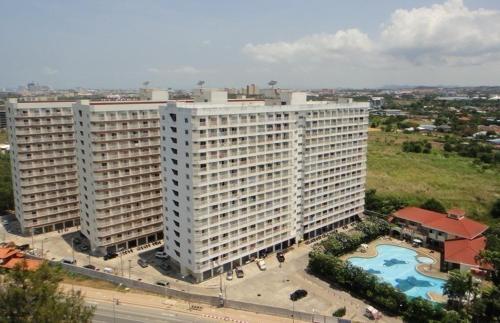 Jomtien Beach Condominium, Pattaya, А2 Jomtien Beach Condominium, Pattaya, А2