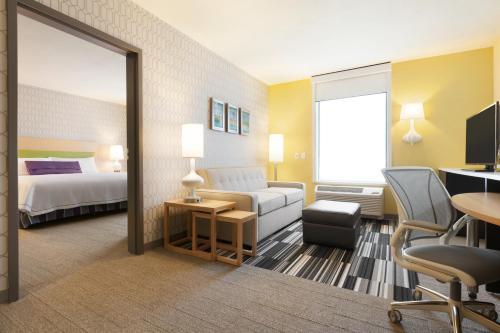 Home2 Suites by Hilton Salt Lake City-East - Hotel - Salt Lake City