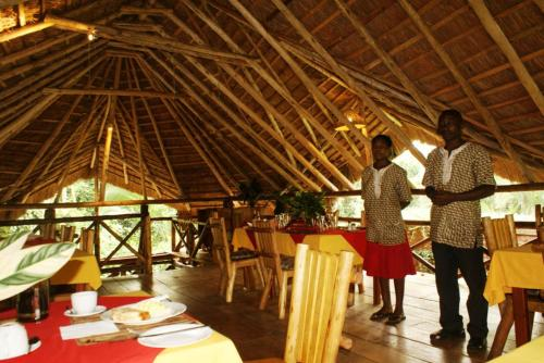 Kibale Forest Camp one of the best choice for a great experince in Uganda, Kibale