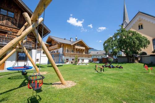 Feriengut Ottacherhof - Apartment - Hollersbach im Pinzgau