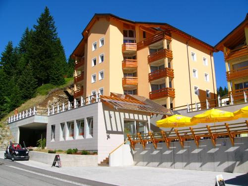 . Hotel-Aparthotel San Bernardino