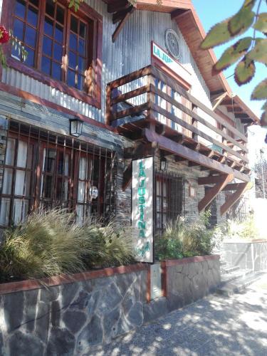 Фото отеля La Justina Hostel