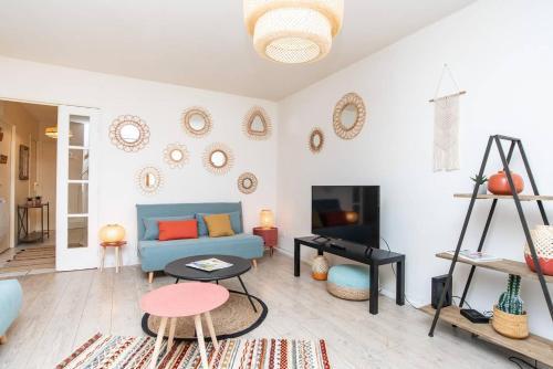 Appartement le Terracotta