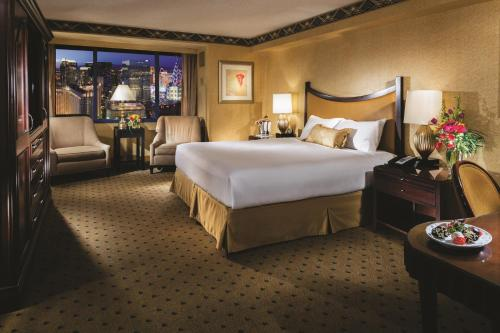 New York New York Hotel Review Las Vegas United States Travel