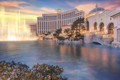 Bellagio - Accommodation - Las Vegas