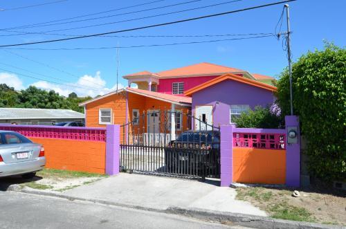 Tequila Sunrise Antigua