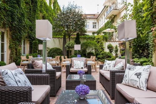 . Relais & Châteaux Stikliai Hotel
