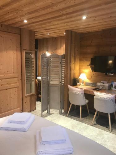 Chez Fred et Carine (Petit-déjeuner bio inclus) - Accommodation - Auron