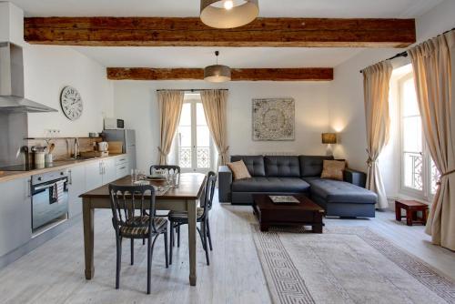 Appartements du Vin - Apartment - Caudiès-de-Fenouillèdes