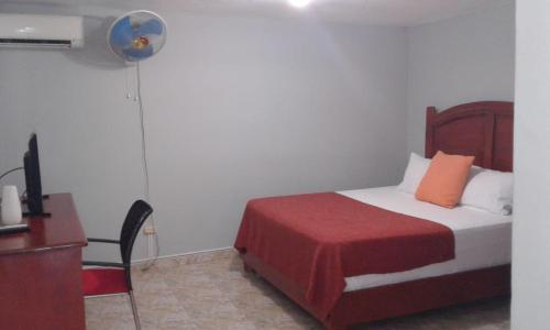Hotel La Saladilla Beach Club, Santa Cruz de Barahona